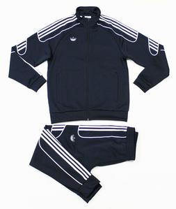 $150 NWT ADIDAS Flamestrike Men's Warm-Up Track Suit Set Jac