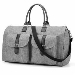 2 in 1 convertible garment bag carry