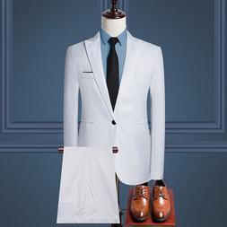 2019 Business Casual <font><b>Men's</b></font> <font><b>Suit