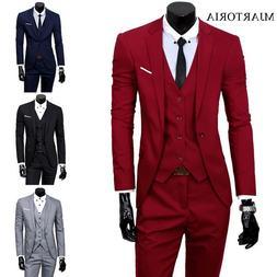 2019 Male <font><b>Suits</b></font> Blazer Slim Business For