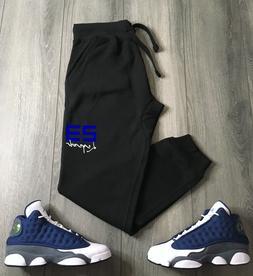 23 legend track suit black blue hoodie