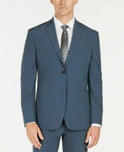 $300 Perry Ellis Premium Slim-Fit Stretch Tech Suit Jacket 4