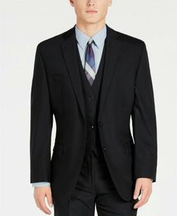 425 midnight blue stripe modern fit suit