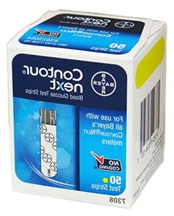 Bayer Contour Next 50 test strips - 7308