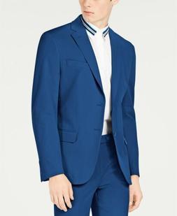 $500 Calvin Klein Men's Slim-Fit Stretch Washable Suit 38R /