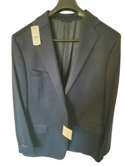 $599.50 NWT - BROOKS BROTHERS 100% CASHMERE 42 R Suit Jacket