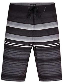 "Hurley Men's Phantom Blackball Orange Street 20"" Boardshorts"
