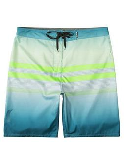 "Hurley Men's Southswell 21"" Boardshorts Legion Blue Swimsuit"