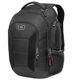 OGIO 111074.03 Black Bandit Laptop Backpack,1 Pack