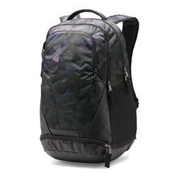 Under Armour Hustle 3.0 Backpack, Desert Sand/Black, One Siz