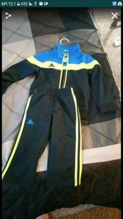 Addidas Sweat Suit For Toddlers. 2t