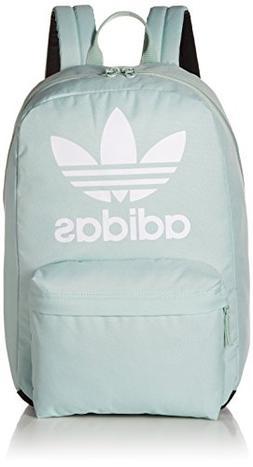 adidas Originals Big Logo Backpack, Lt Green, One Size