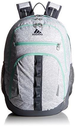 adidas Prime Iv Backpack, LT Grey, One Size