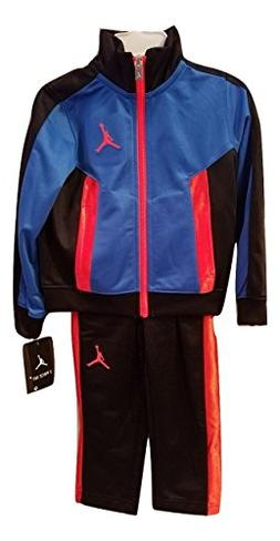 Nike Air Jordan Boys 2 Piece Warm up/Track/Running/Jogging S