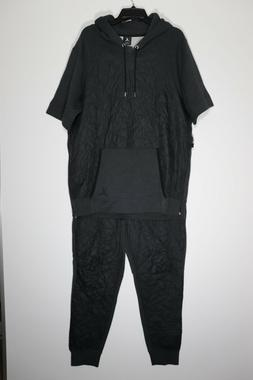 Nike Air Jordan VII Quilted Short Sleeve Two Piece Track Sui