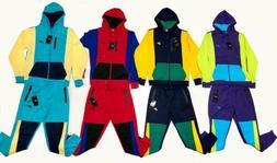 Nike Air Tech Sweat Suit Men's Swoosh Complete Set Hoodie &