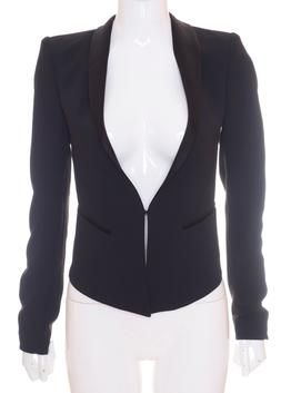 "Alice + Olivia Size 0 Suit Jacket  From the TV Series ""Blood"