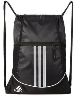 adidas Alliance II Sackpack, Black/White, One Size