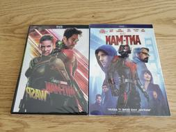 Ant-Man 1-2 DVD Ant-Man and the Wasp Disc Set -  New Region