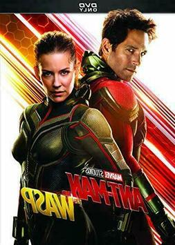 Ant-Man and The Wasp DVD!!! Brand New