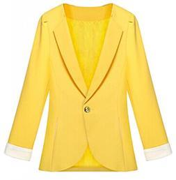 Eyekepper Autumn New Women's Single Button Suit Jacket