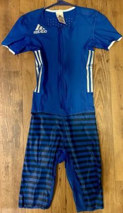 Adidas Az SS PU SUIT Track Field suit singlet speedsuit skin