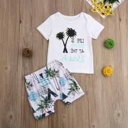Baby Boy Girl Clothes Kids Boys Clothing Suits Outfits Sets