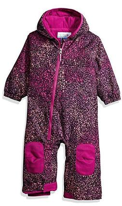 Columbia Baby Girl's Hot-Tot Suit Size: 0-3, 3-6 Months