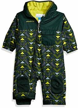 Columbia Baby Hot-TOT Suit, Pesto Triangles, 6-12 Months