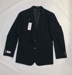 Calvin Klein Big Boys Youth 3-Button Cuff Bi-Stretch Suit Ja