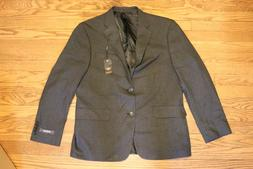 Dockers Black Checkered Suit Jacket 10-875291-002  SIZE: 42s