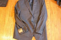 Dockers Blue Checkered Suit Jacket 10-875291-420  SIZE: 42L