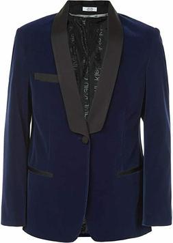 boys big formal suit jacket imperial blue