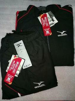 Mizuno Breath Thermometer Warmer Suits Top And Bottom Set Si