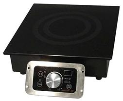 1800W Built-In Commercial Induction Range
