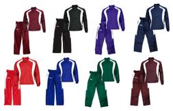 Asics Caldera Men's Athletic Warm Up Jacket and Pants Set -