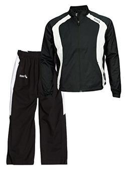 53081409bf796 Asics Mens Caldera Warm Up Jacket And Pa...