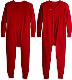Carhartt Men's Big & Tall Midweight Cotton Union Suit