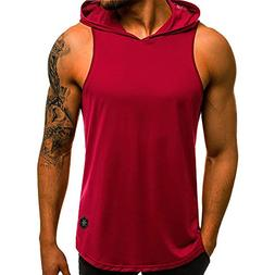 casual hoodies workout tank tops