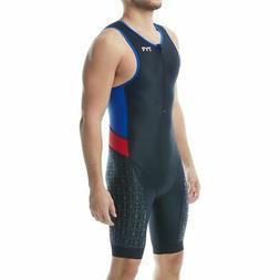 TYR Competitor Front Zipper Tri Suit - Men's