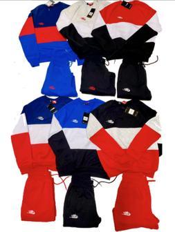 Nike Crew Neck Fleece Pull Over & Bottom Brand New Complete