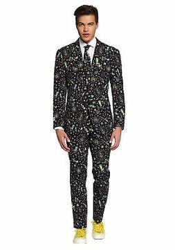 Disco Dude Men's Suit Opposuit