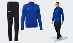 Adidas Essentials Minimalist Back To Basics Track Suit Royal