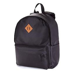 JETPAL Everyday School Laptop Backpack fits up to 15.6 - Bla