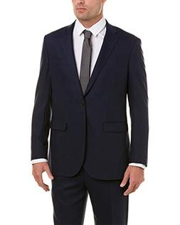 Brooks Brothers Mens Explorer Milano Fit Wool-Blend Suit, 42