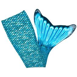 Factory Seconds Kids Size Fin Fun Mermaid Tail Skins for Swi
