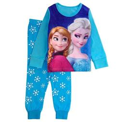 <font><b>Girls</b></font> Elsa Anna Clothes Toddler <font><b