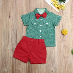 <font><b>USA</b></font> Kids Baby Boy Summer <font><b>Suit</