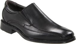 Dockers Men's Franchise Slip-On,Black,10.5 M US