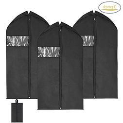 Magicfly Garment Bags Suit Bag for Men Travel, Premium Quali